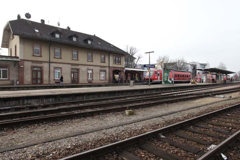 Bahnhof Rheinfelden (Baden)
