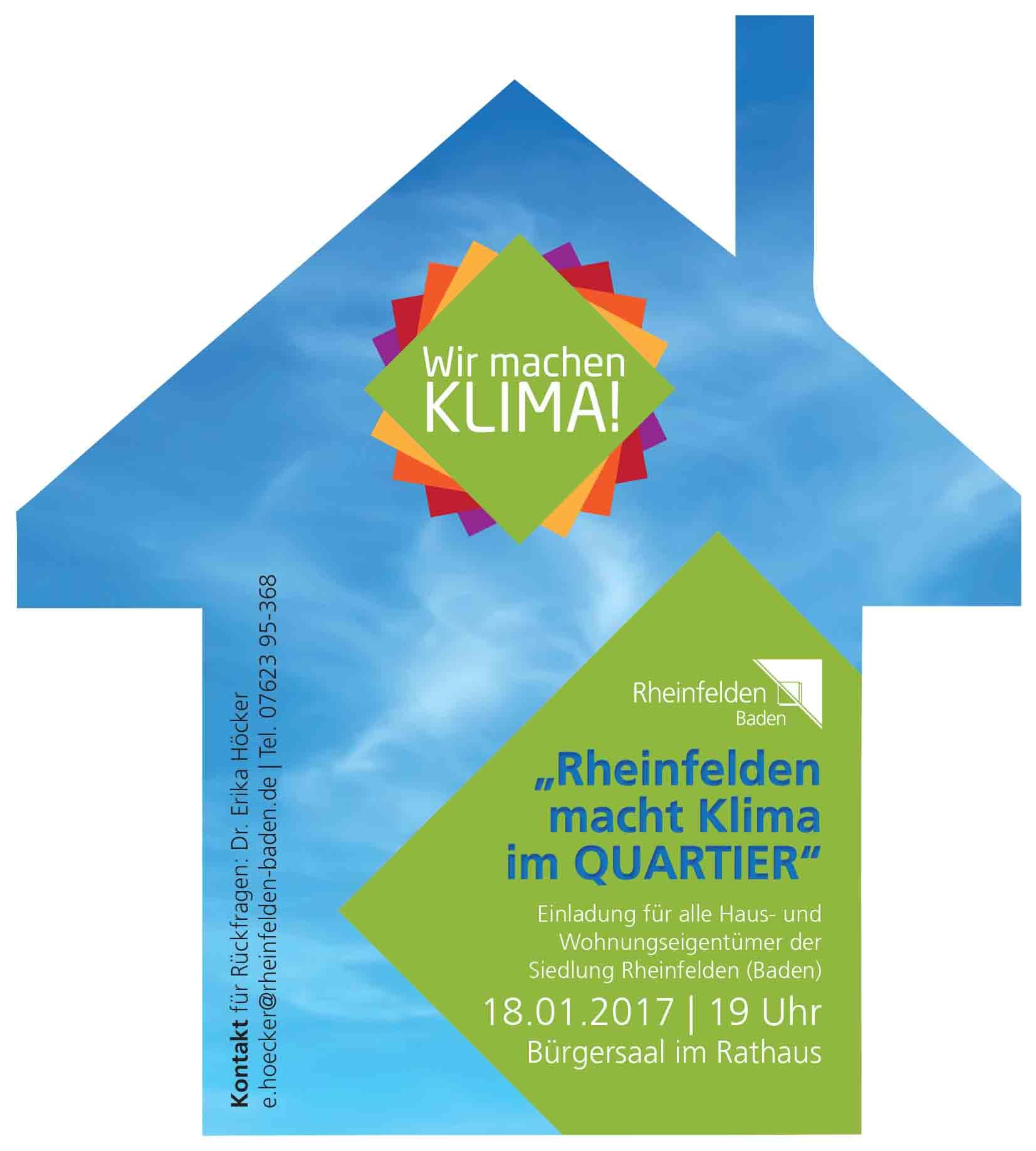 Klima im Quartier 2017