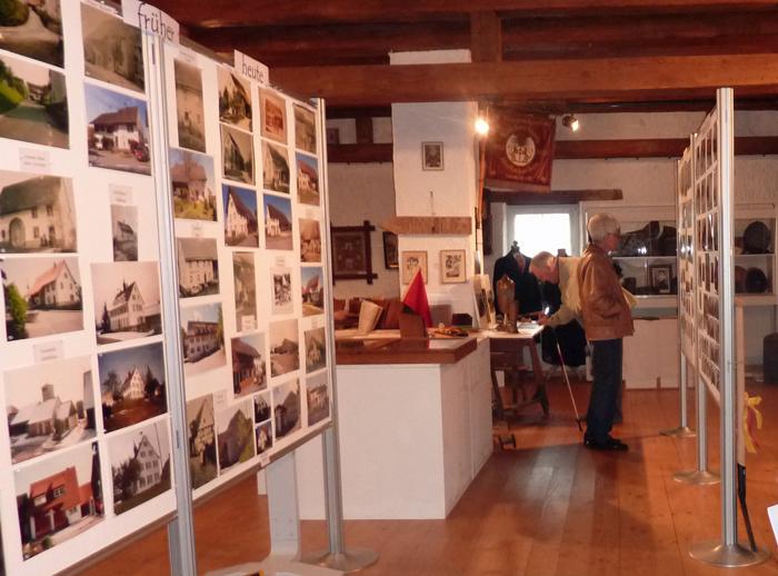 Impressionen zur Ausstellungseröffnung