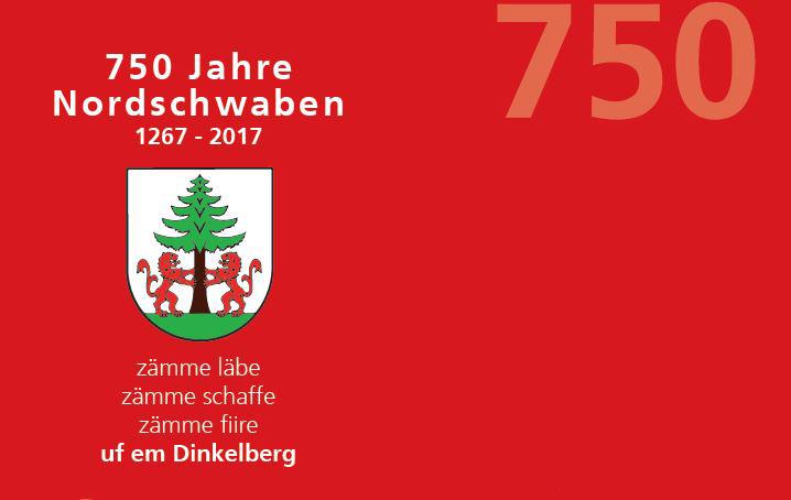Nordschwaben feiert in diesem Jahr sein 750-jähriges Bestehen.