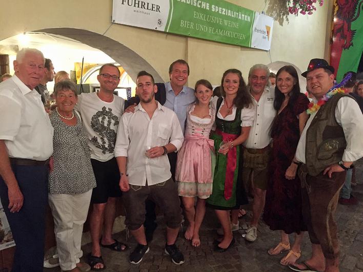 Laubenfest Neumarkt