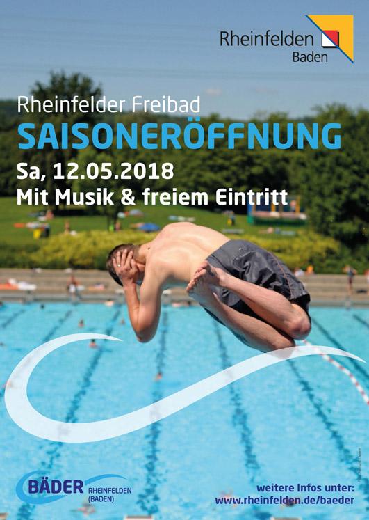 Freibad-Eröffnung