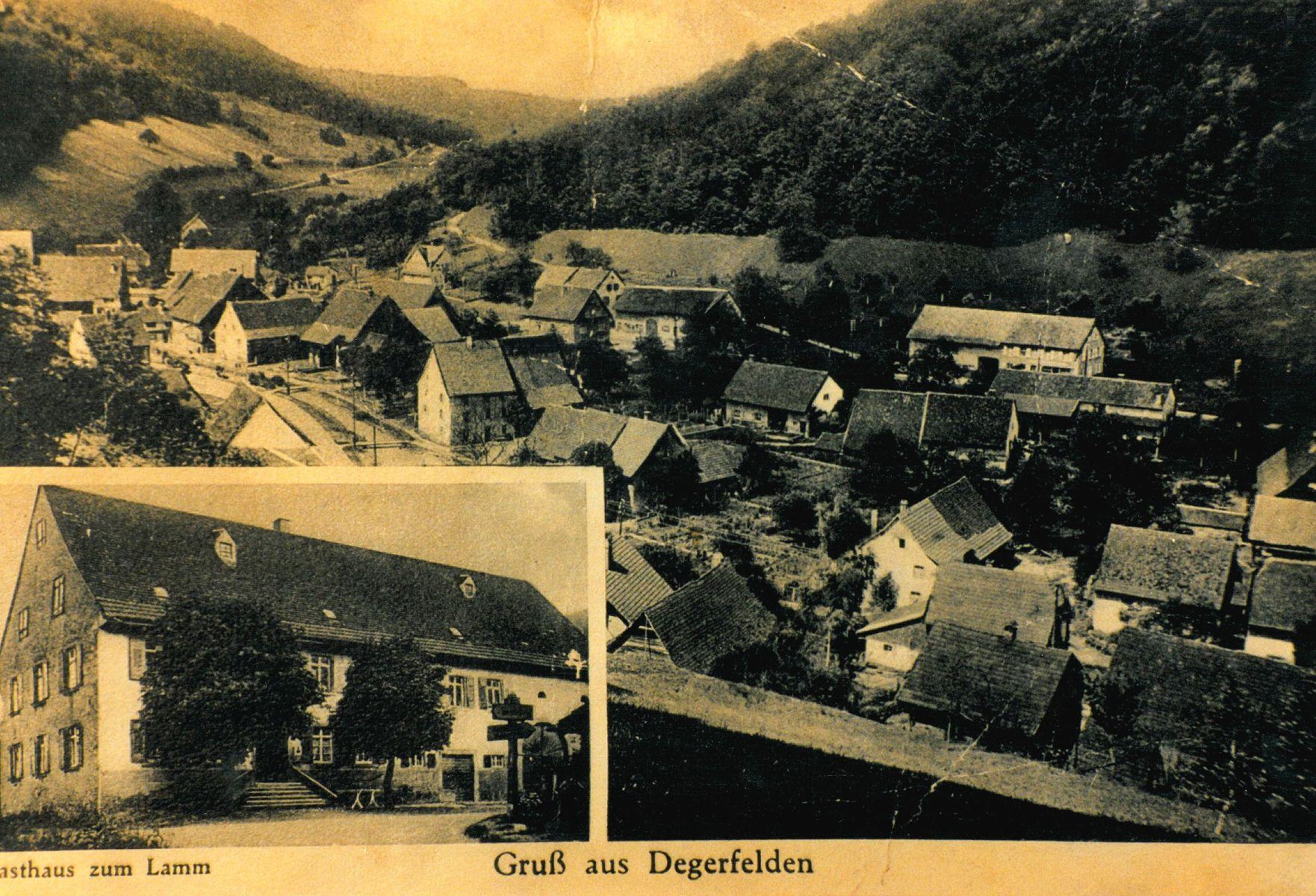 Photography of Degerfelden (1930)
