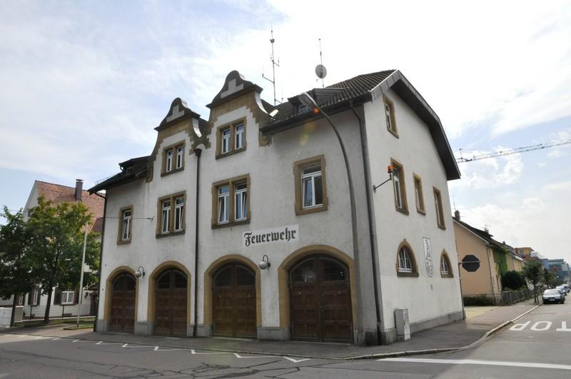 Gerätehaus Rheinfelden (Baden)