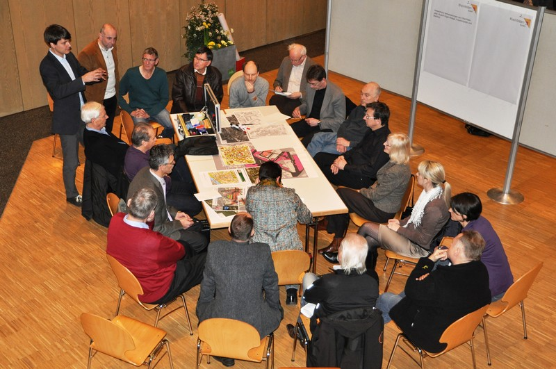 """Teilnehmer am Workshop """"Verkehr"""""""