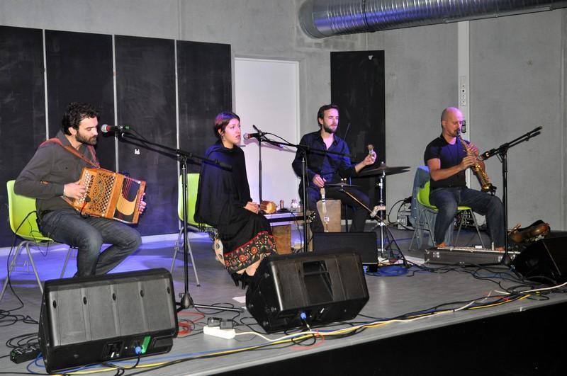 Klangvoll - die Rheinfelder Musikbühne