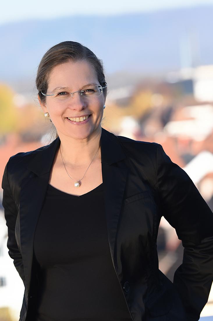 Bürgermeisterin Diana Stöcker