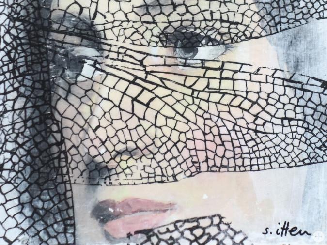 "Sonia Itten ""You are here"" ab 22. Juni in der Galerie Haus Salmegg"
