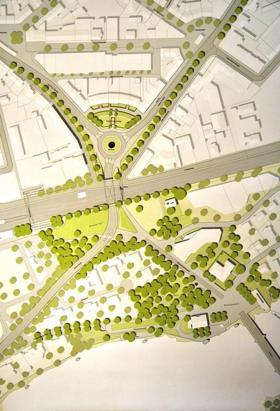 Plan des Büros lohrer.hochrein Landschaftsarchitekten