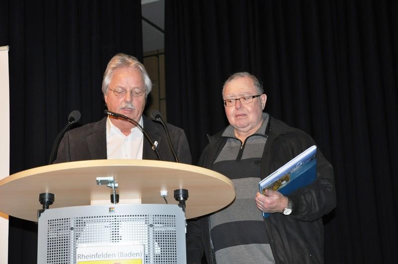 Wilfried Markus und Gusty Hufschmid