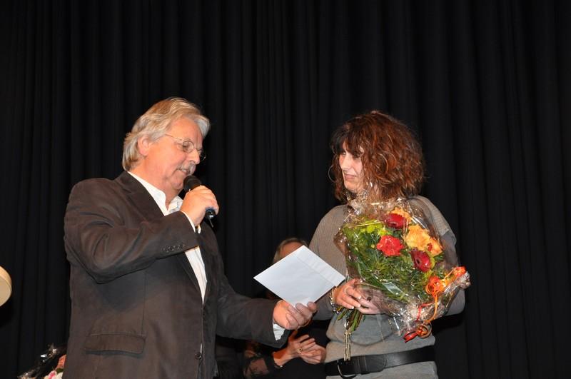 Wilfried Markus und Jenny Cerbone