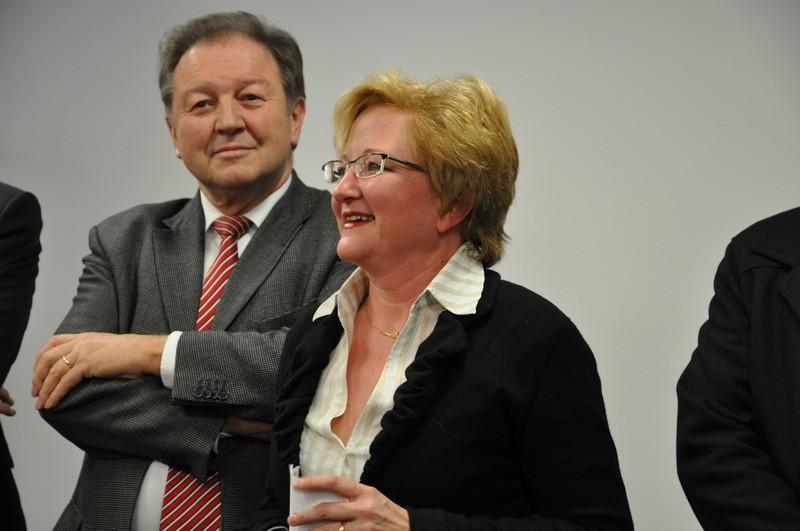 Ortsvorsteher Sabine Hartmann-Müller