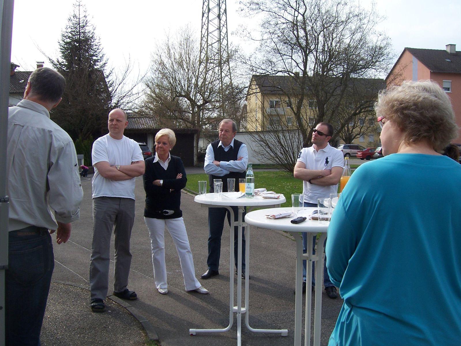 Planungswerkstatt mit den Anwohnern der Geschwister-Scholl-Straße