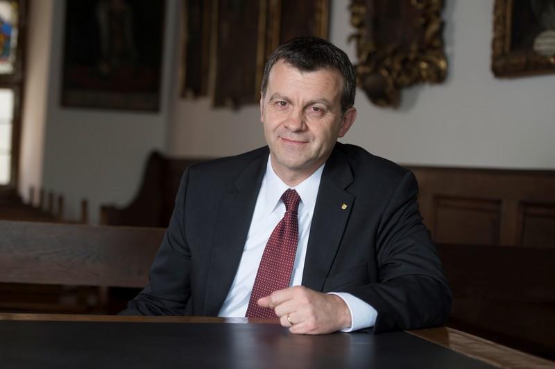 Stadtammann Franco Mazzi