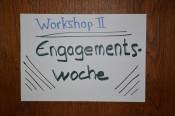 Schon vor einem Jahr wurden erste Ideen für die Woche des bürgerschaftlichen Engagements in Rheinfelden gesammelt.