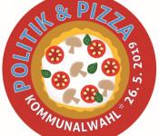 Logo zu Politik und Pizza
