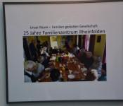 Rathausgalerie: Impressionen aus 25 Jahren Familienzentrum Rheinfelden.