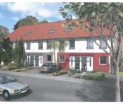Bauvoranfrage für acht Reihenhäuser in der Unteren Dorfstraße