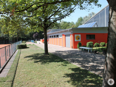 Clubanlage des TC Rheinfelden e.V.