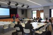 Die Teilnehmer gaben viele Anregungen für mögliche Maßnahmen.