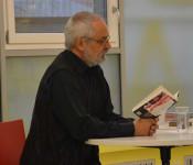 Der Jugendbuchautor Werner Färber zog die Schüler in seinen Bann.