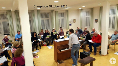 Chorprobe 10/2016