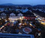 Weihnachtsmarkt in Rheinfelden.
