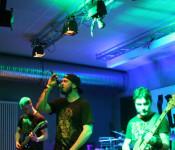 Five more shouts Fest am 3.12.16 im Jugendhaus.