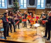 """Musica Antiqua Basel"" : Donnerstag, 22. Dezember, um 19 Uhr in der Christuskirche."
