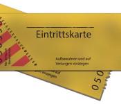 Rückerstattung Karten - Informationen.