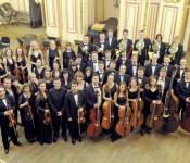 Die Junge Philharmonie der Urkaine stimmt am 3. Januar im Bürgersaal auf das Neue Jahr ein.