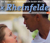 """Das neue Kulturmagazin """"2xRheinfelden"""" liegt auf."""