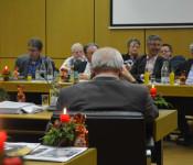 In seiner Sitzung am 22.Dezember verabschiedete der Gemeinderat den Haushalt 2017.