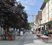 Innenstadt Fußgängerzone