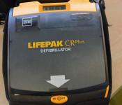 Defibrillator in Karsau wurdet entwendet.