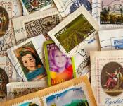 Die Welt der Briefmarken können Interessierte im Bürgertreffpunkt Gambrinus entdecken.