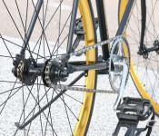 Karl Drais erfand 1817 in Mannheim die Urform des Fahrrads.