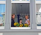 Ab Montag, 18. September, ist das Rathauscafé wieder für alle Rheinfelder Bürger geöffnet.
