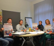 Die Organisatoren der Planungswerkstatt - Stadt, SAK , Freiwilligenagentur, Netzwerk Ehrenamt - hoffen auf eine rege Teilnahme am 18. November.