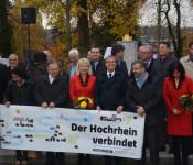 Erstmals fand die Demokratiekonferenz nicht in einer der Hauptstädte statt, sondern in der Grenzregion Rheinfelden (CH).