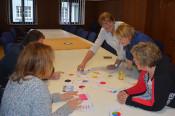 Intensiv wurde in den verschiedenen Workshops der Planungswerkstatt gearbeitet. Jede Gruppe wählte ihre Favoriten und wird diese Projekte auch gemeinsam weiterverfolgen.