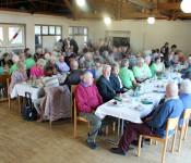 Die Ortsverwaltung Karsau lud zum Seniorennachmittag ein.