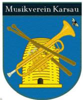 Wappen des Musikverein Karsau e.V.1898