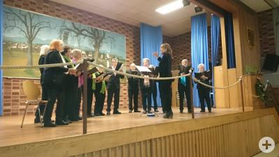 Sebiorennachmittag 1.Advent 2017 in Adelhausen