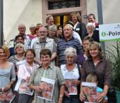 Die Sieger des Stadtgrün-Wettbewerbes 2011