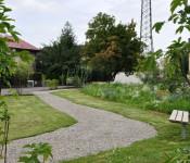 Grünanlage in der Geschwister-Scholl-Straße