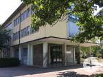 Eingang der Gertrud-Luckner-Realschule