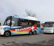 Der grenzüberschreitende Citybus