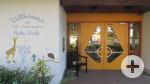 Eingangsbereich des Kindergartens Arche Noah