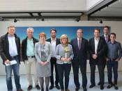 Rheinfelden beteiligt sich am Ultraeffizienzwettbewerb für Industriegebiete.